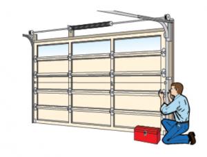 Dépannage Volet,rideauxet grillesmétalliquesde sécurité à enroulement pour les magasins vitrines, commerces, avec la Serrurerie de l'Oise (60)